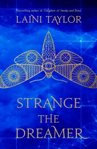 Image result for strange the dreamer cover