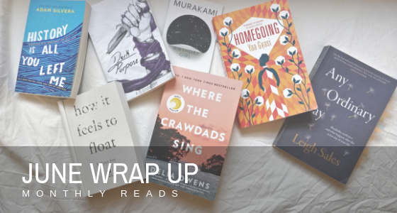 June Books Wrap Up