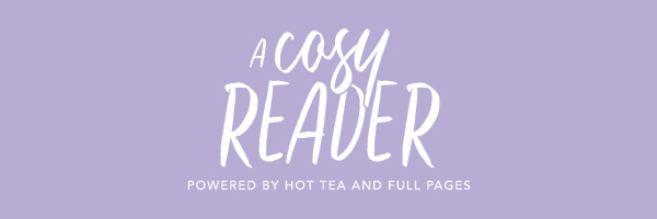 A Cosy Reader - Blog Header