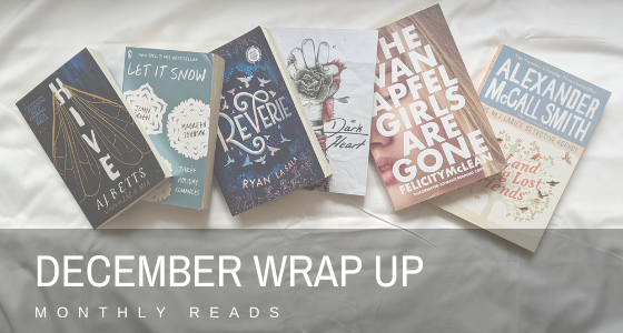 December Reading Wrap Up Header