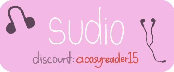 Sudio link (headphone shop) - discount code acosyreader15